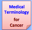 Medical Terminology for Cancer